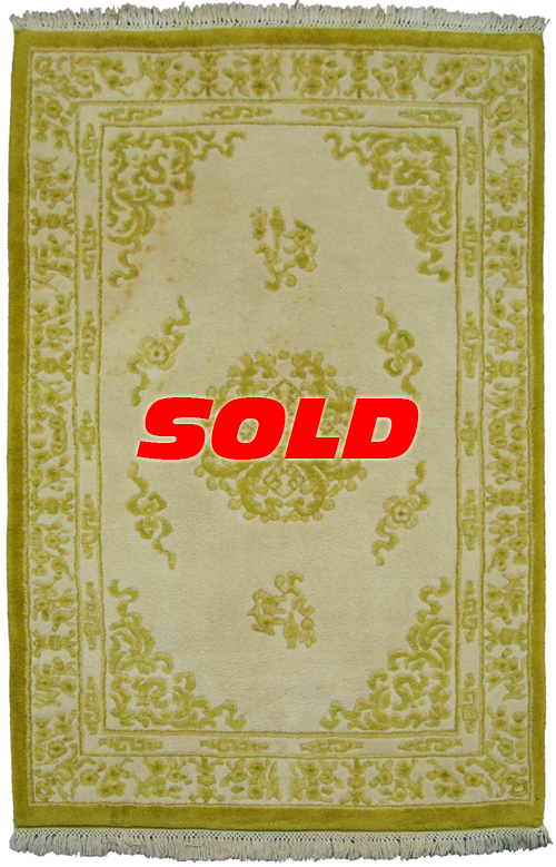 4x6 Peking Design Rug