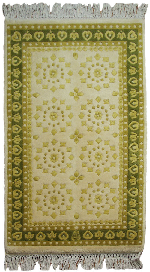 3x 5 Art Deco Design Rug041685
