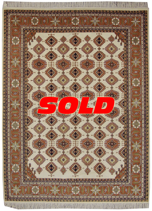 9x12 Salore Design Rug