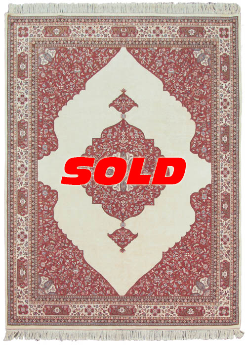 9×12 Tabriz Design Rug – SOLD