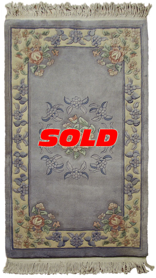 3x 5 Aubusson Design Rug – SOLD