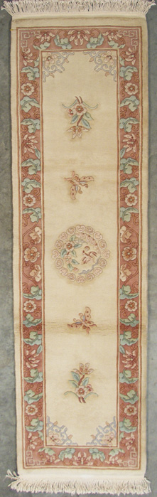 2x9 Peking Design Rug Runner