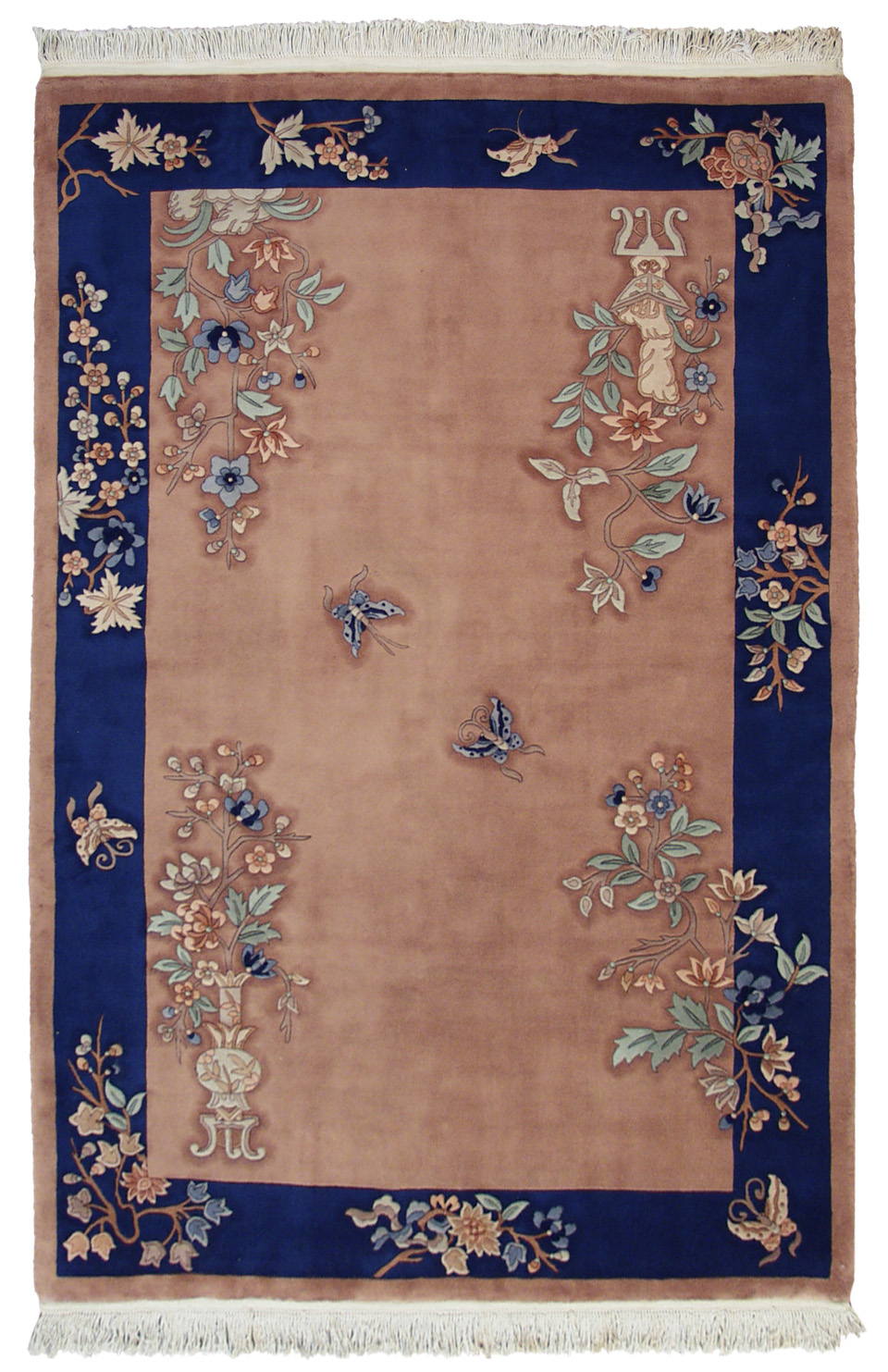 6x9 Peking Design Rug