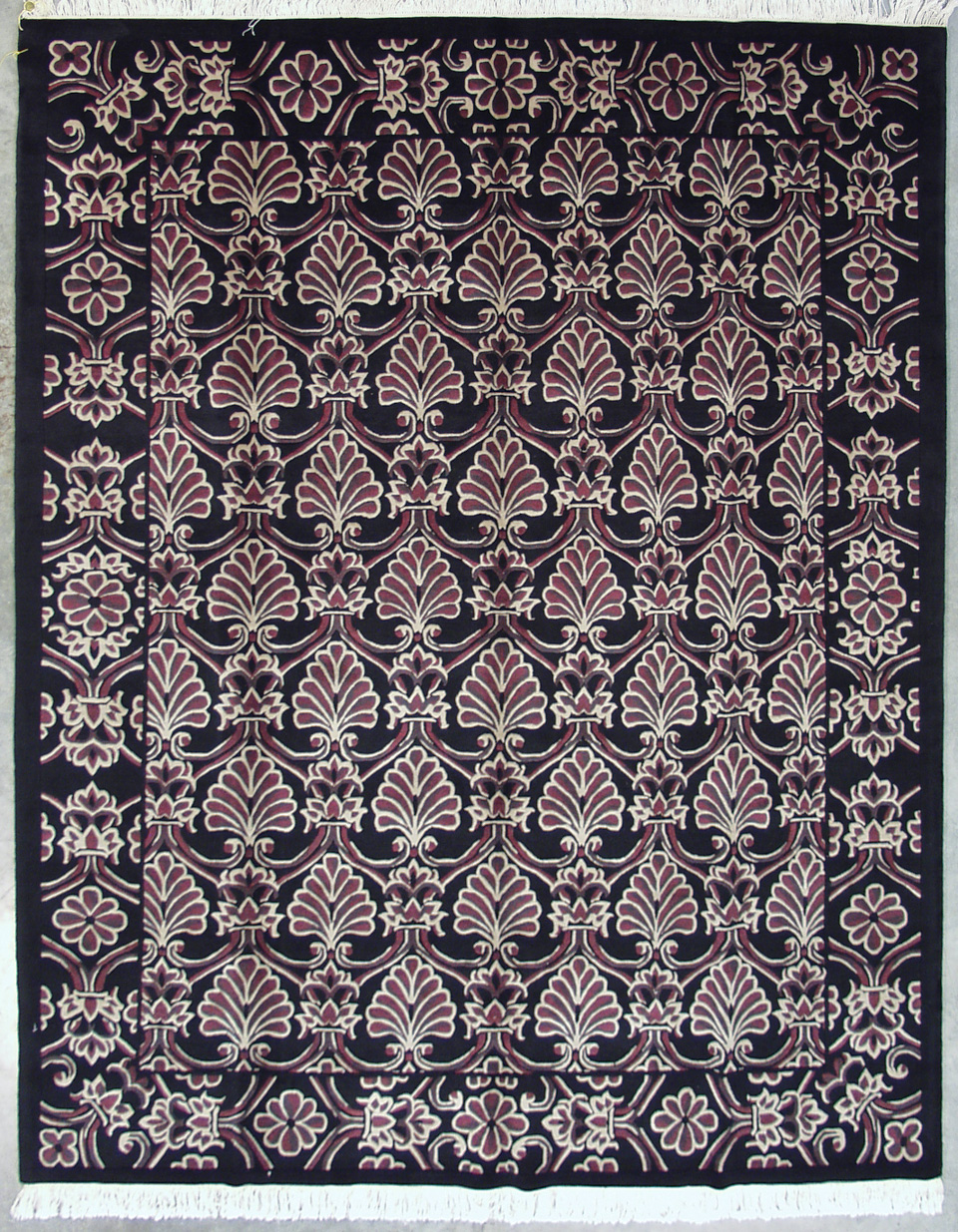 8x10 Arts & Crafts Design Rug