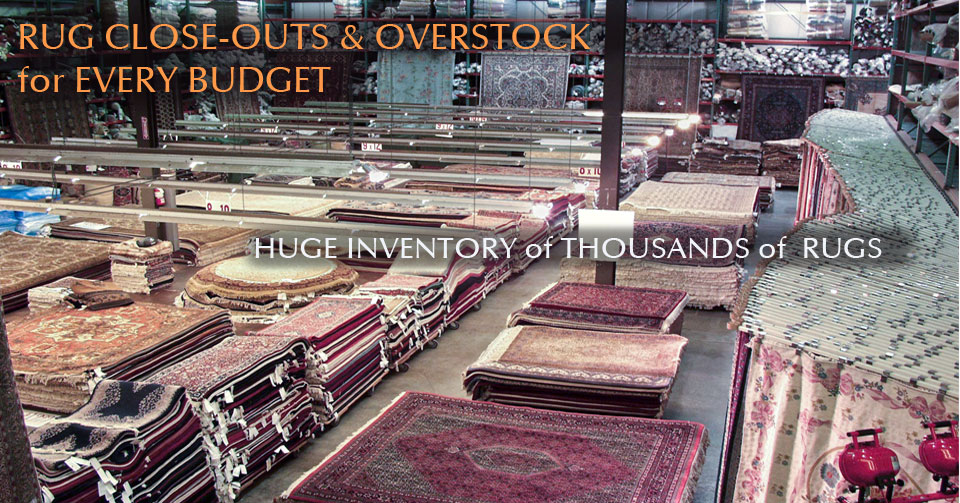 Carpet Clearances  -  Specials  -  Closeouts  -  Sales