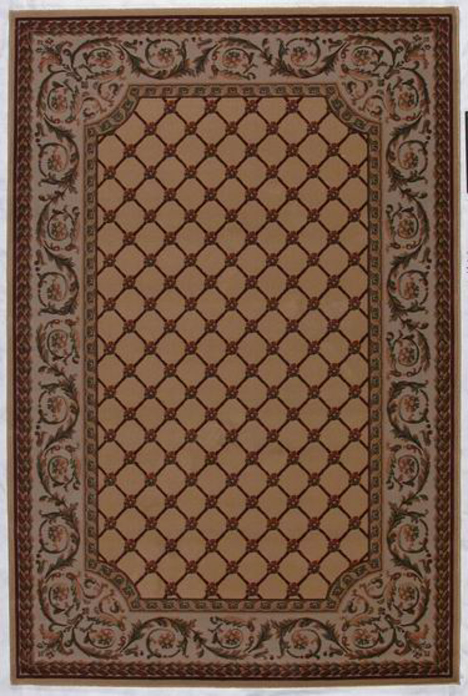 5x 8 Karastan Royal Court Rug
