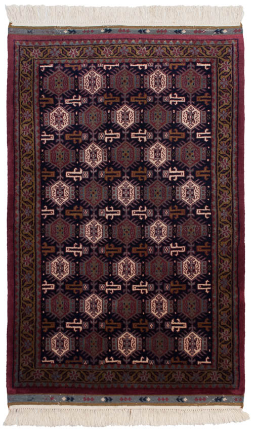 3×5 Saddlebag Design Rug – SOLD