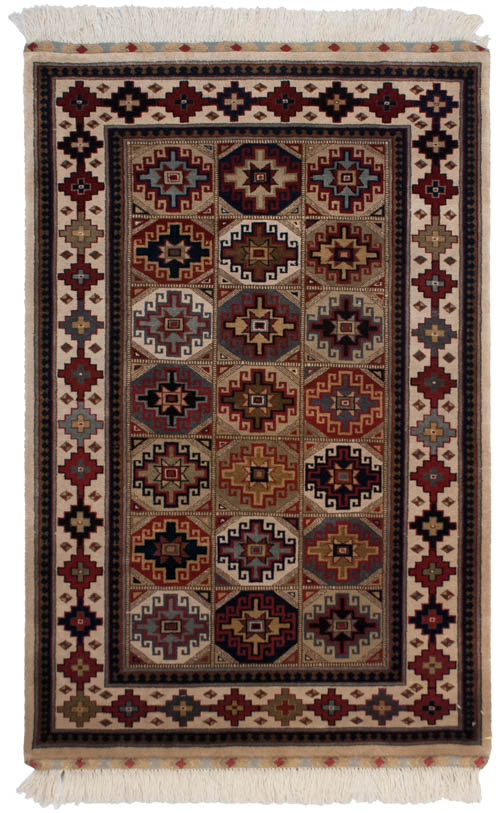 3×5 Shirvan Design Rug