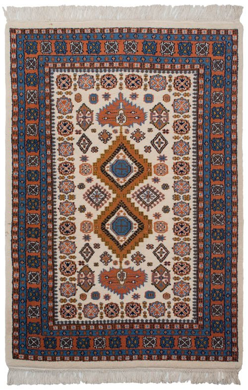 4×6 Shirvan Design Rug