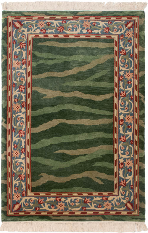 4×6 William Morris Design Rug