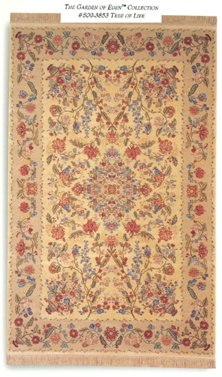 4x 6 Karastan Garden of Eden Rug – SOLD