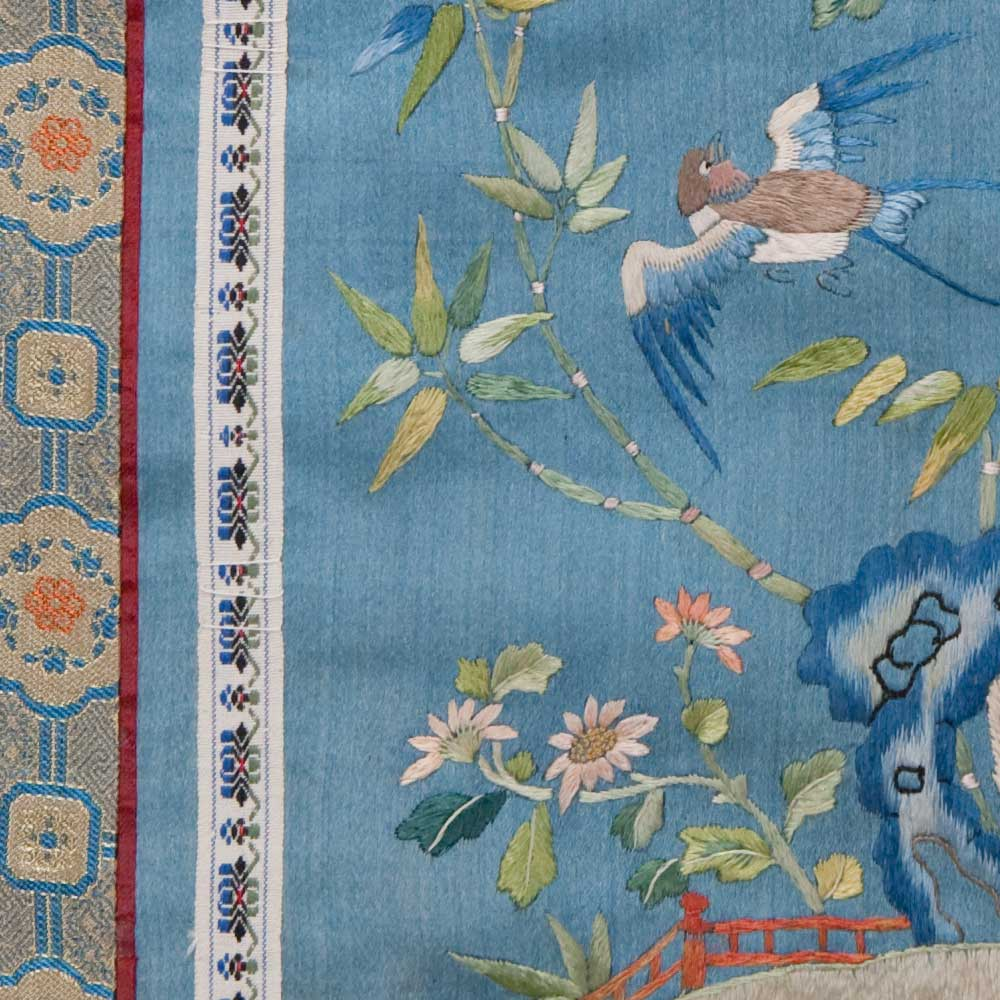 Antique Chinese Embroidery
