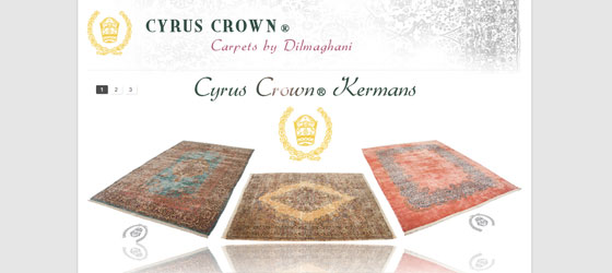 Dilmaghani Cyrus Crown® Department
