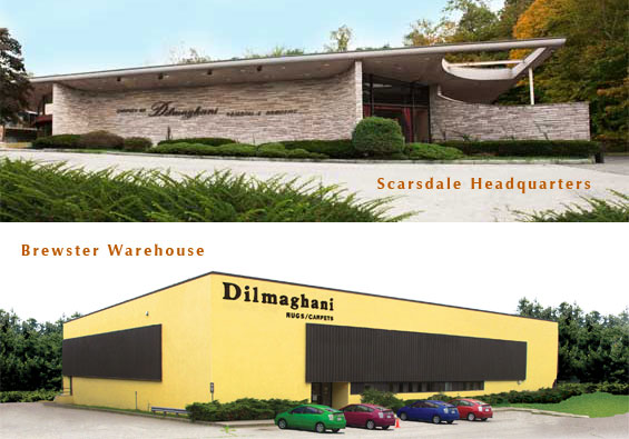 Dilmaghani & Co., Inc. headquarters, Scarsdale, NY