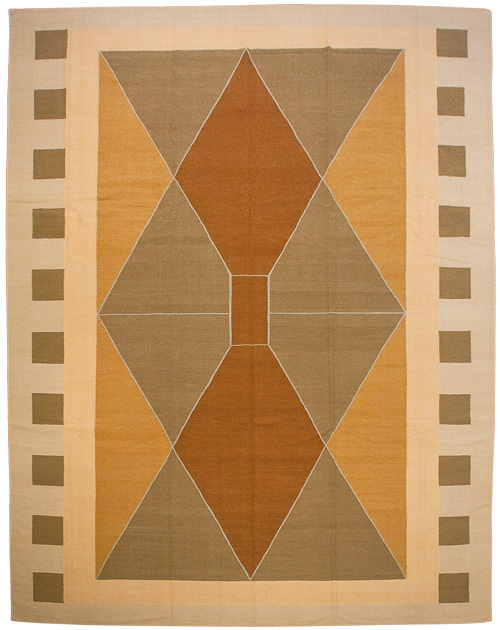 11u00d714 Modern Kilim Style Rug : Dilmaghaniu0026#39;s Rug Warehouse Outlet