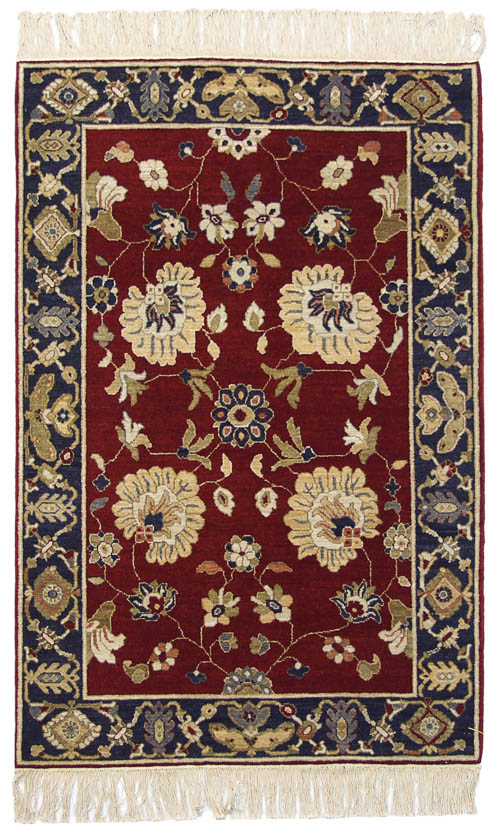 4x6 Sultanabad Design Rug