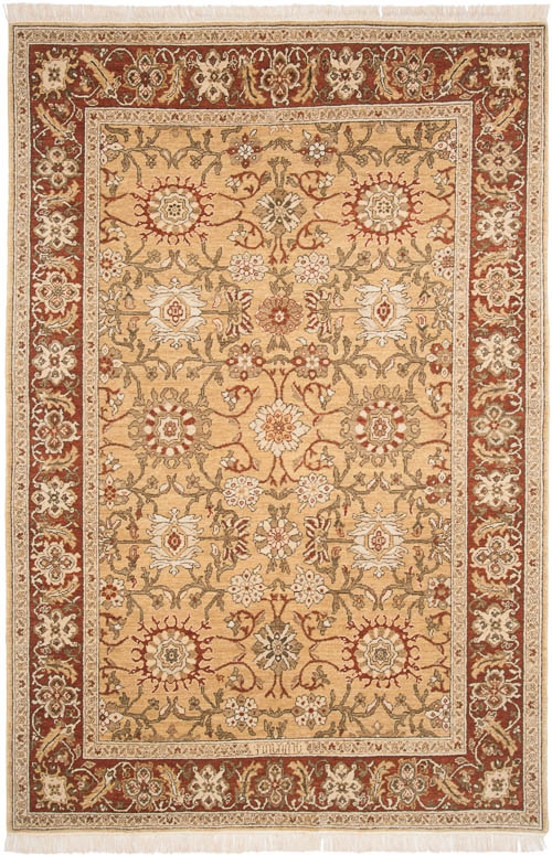 6x 9 Sultanabad Design Rug